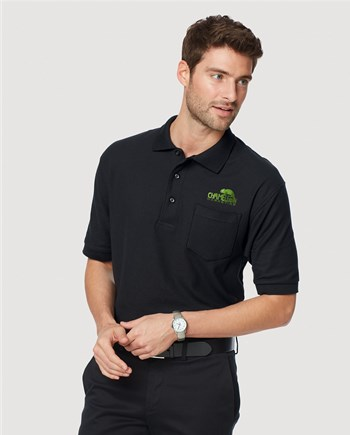 bad62b1b9 Polo & Sport Shirts Port Authority custom embroidered and screen ...