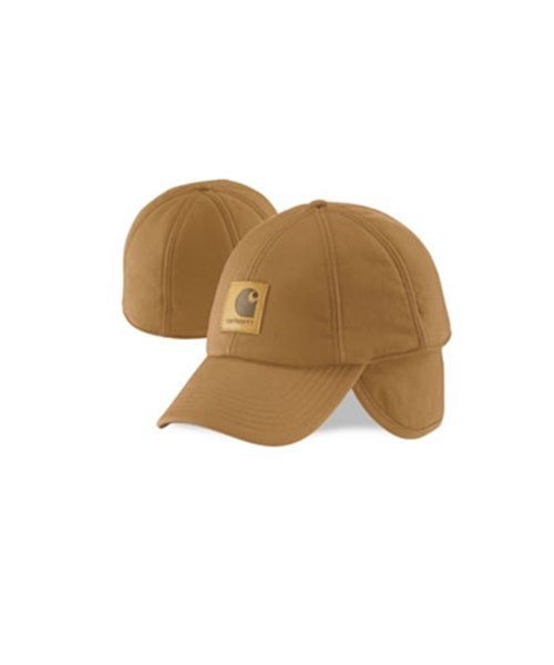 283b5e4b816 A199 Ear Flap Cap custom embroidered or printed with your logo.