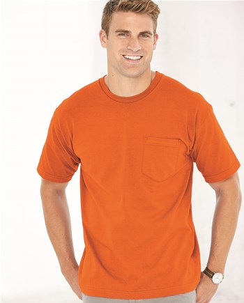 d39480605e7 Tees Bayside Made in USA custom embroidered and screen printed with logo