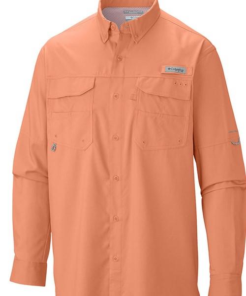 98e95b18df4 1577191 Columbia Men's PFG Blood and Guts Long Sleeve Shirt custom ...
