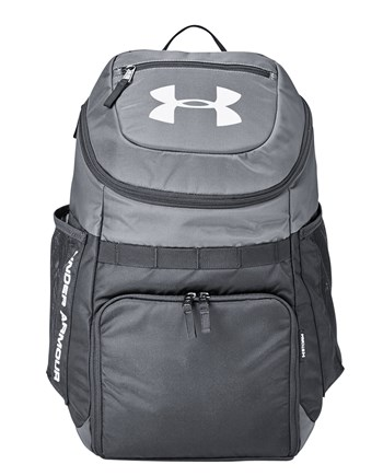 89aa7d3d17 Backpacks Under Armour custom embroidered and screen printed with logo