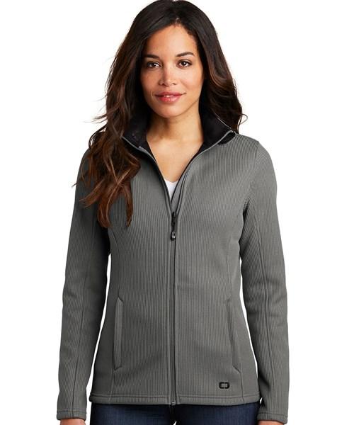 b4e4b113d Ladies Grit Fleece Jacket