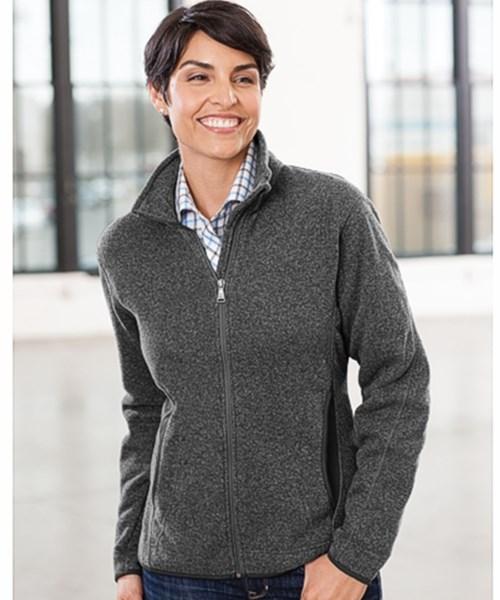 0e6ce24783 RH55 Ladies Sweater Fleece Full-Zip Jacket custom embroidered or ...