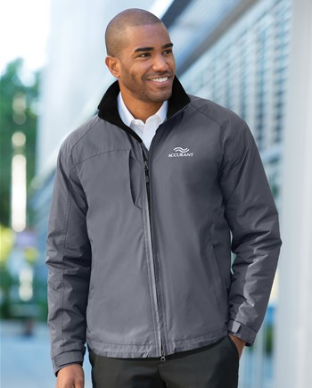 100a5406a61 Mens Coats   Jackets Port Authority custom embroidered and screen ...