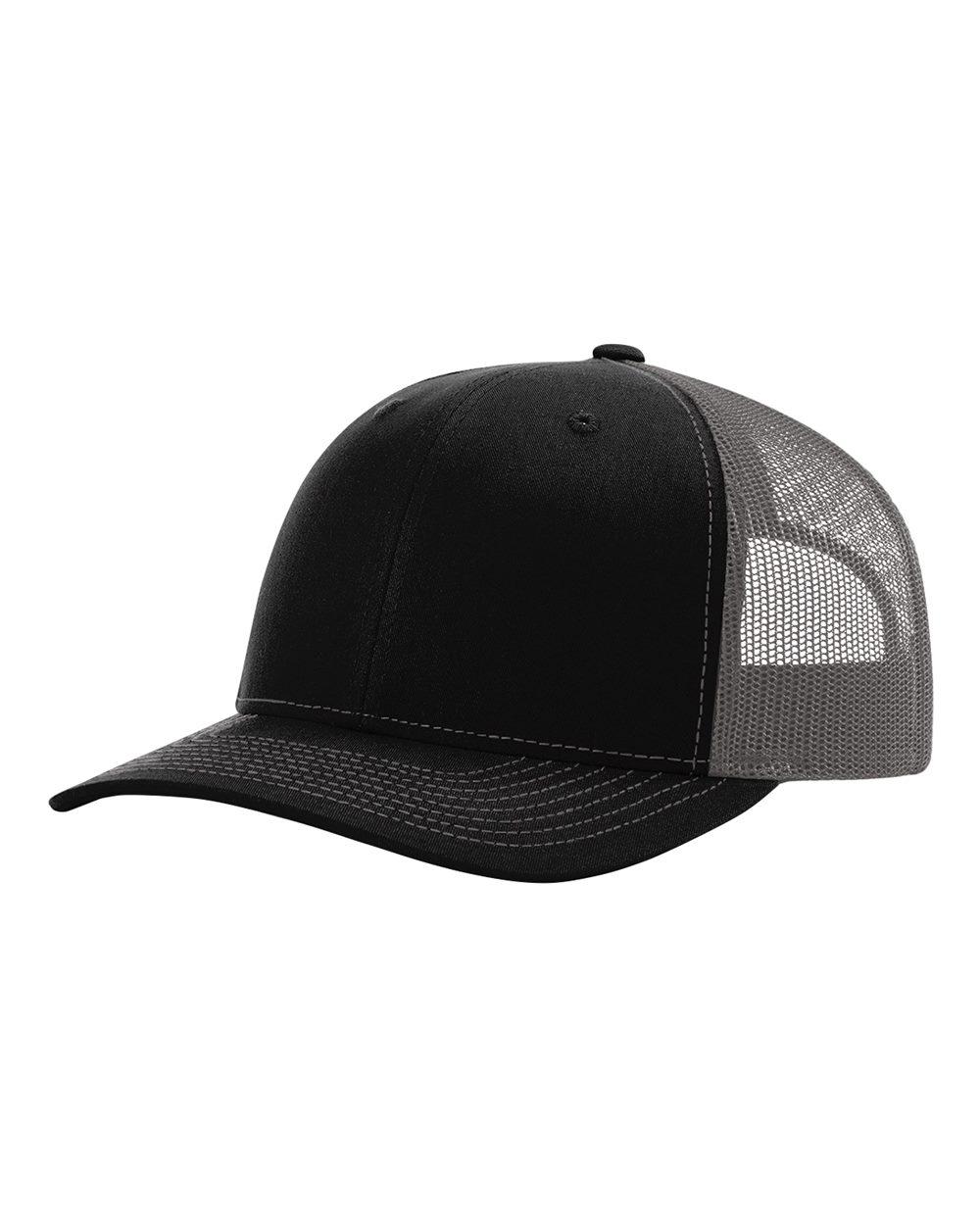 8717ee0ae189c Richardson  112. Trucker Snapback Cap