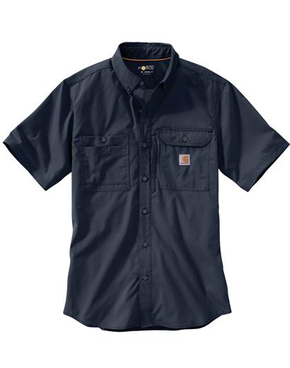 f769a987f6 Force Ridgefield Solid Short Sleeve Shirt
