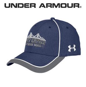 custom embroided under armour baseball hats
