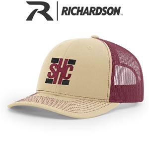 custom embroided richardson baseball hats