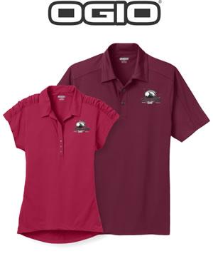 custom embroided ogio polo shirts