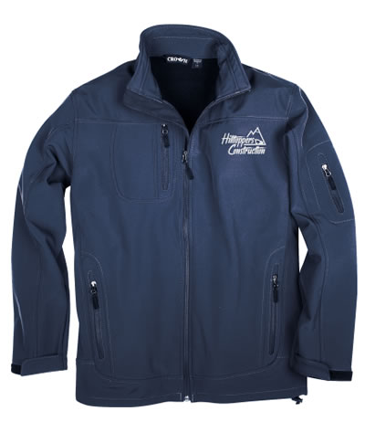 custom embroided crown jackets