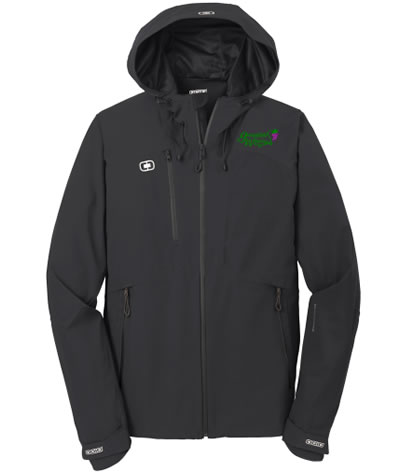 custom embroided ogio jackets