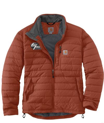 custom embroided carhartt jackets