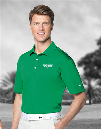 3b34ec0b 203690 Tech Basic Dri-FIT Polo custom embroidered or printed with ...