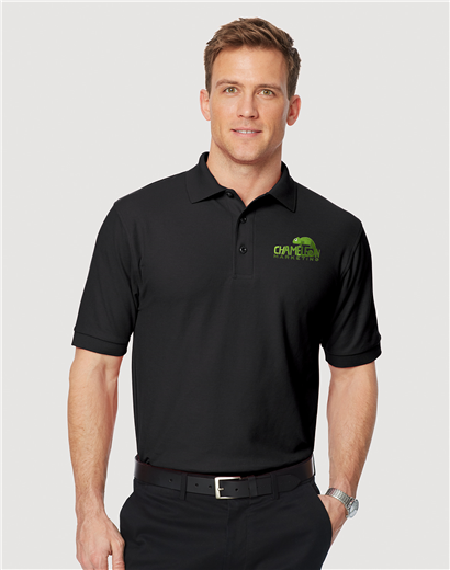 ea6f666b K500 Silk Touch Polo custom embroidered or printed with your logo.